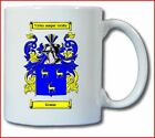 GREENE COAT OF ARMS COFFEE MUG