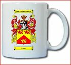 LUNN COAT OF ARMS COFFEE MUG