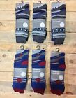 harbour bay MENS COTTON RICH PACK OF 5 ANKLE SOCKS SZ 7 - 11  *RRP £24*