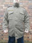 AUSTRIAN ARMY M65 COMBAT PARKA / SMOCK GENUINE ISSUE PARA SURPLUS M-65