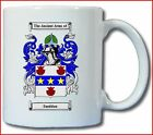 SNEDDON COAT OF ARMS COFFEE MUG