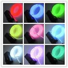 1M/2M/3M/5M EL Wire 4mm Glow Highlight Neon Christmas car decoration+Controller