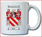 HENDRY COAT OF ARMS COFFEE MUG