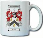 CARDWELL COAT OF ARMS COFFEE MUG