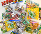 Dinosaur Animal Farm Toy Model Set for Goodie Bag Birthday Party Favor bags Lot