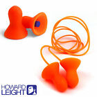 Reusable Earplugs HOWARD LEIGHT QUIET - Sleep Motorcycle Study - FREE UK P&P!