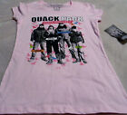 Duck Dynasty Quack Pack Tees Phil Si Willie and Jase Women's Juniors Nice