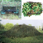 Camping Hunting Woodlands Blinds Army Military Camouflage Camo Net Netting Cover