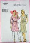 Vogue V8985 Sewing Pattern - Misses' Tunic, Dress & Trousers - Very Easy