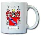 CROWHURST COAT OF ARMS COFFEE MUG