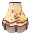 Chintz Floral Lampshade Fits Ceiling Light Table Lamp Wall Lights Standard Lamps
