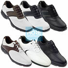 FOOTJOY MENS GREENJOYS GOLF SHOES - NEW FJ LEATHER WATERPOOF TOUR SPORT 2012