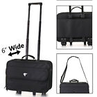 Cabin Sized Laptop Trolley Bag, Lightweight & Tough Wheeled Laptop Carry Bag