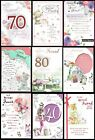 Special FRIEND Birthday Cards with FABULOUS VERSES ~ Choice of design ~ L@@K