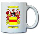 COLWILL COAT OF ARMS COFFEE MUG