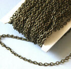 45ft spool of Texture Cable Chain 2x3mm
