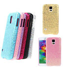 PC Hard Glitter Back Case Cover Shiny Bling For Samsung Galaxy S5 i9600
