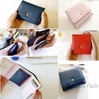 HOT SALE JS Women'sPU Leather Purse Small Wallet NEW Small Compact Card Trifold