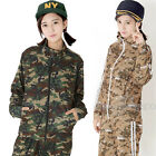 Military Running jogging Track Suit warm up pants jackets training wear Gym