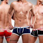 Men's Low Rise Modal Sexy Hollow Out Boxers With Pocket Underwear SS801 M,L,XL