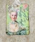 Hang Tags  FRENCH MARIE ANTOINETTE TAGS or MAGNET #199  Gift Tags