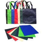 Grocery Shopping Totes Bags Recycled Reusable Eco Friendly 13 x 15