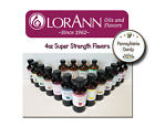 LorAnn Oils 4 oz Super Strength Flavoring Extracts Scented Flavor Sealed Bottle