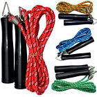 TurnerMAX Speed Rope Jump Skipping Rope Training Fitness Exercise Boxing Gym