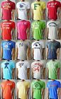 NWT ABERCROMBIE & FITCH ANF MENS Graphic Muscle Fit Tee T-Shirt S, M, L, XL,XXL