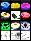 5M DIMMABLE LED Strip Fairy Christmas Lights Party Halloween, Adaptor,Dimmer etc