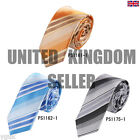 EAE1A39 Various of Colors Mens Silk Skinny Tie Striped Marriage Gift By Epoint