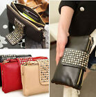 Fashion Womens Card Coin Zip Holder Leather Wallet Clutch Purse Handbag Bag new