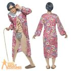 Gravity Groping Granny Costume Adult Flasher Ladies Womens Hen Party Fancy Dress