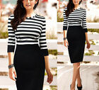 New Summer Womens Sexy Bodycon Dresses Evening Party Cocktail Midi Pencil Dress