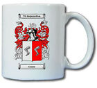 COXON COAT OF ARMS COFFEE MUG