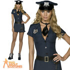 Fever Naughty Cop Costume Police Woman Officer Uniform Ladies Womens Outfit 8-14