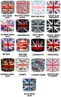 Union Jack Trendy Lampshades Ideal To Match Childrens Duvets, Curtains, Cushions