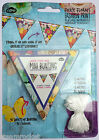 Make Your Own MINI BUNTING