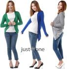 Trendy Girl Ladies Casual Womens Long Sleeve Knitwear Slim Sweater Cardigan Tops