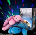 Turtle  Night Light Kids Baby Children Sleep LED Sky Projector 2 colors