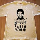 Pablo Escobar Criminal Drug Lord Mug Shot T Shirt Medellín Cartel Blow NEW S-XXL