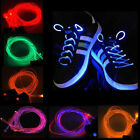 Flash Shoe Laces LED Night Light  Shoelaces Shoestrings For Club Party Skating