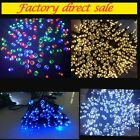 500 LED 50M Solar Powered Fairy String Lights Garden Christmas Outdoor Indoor