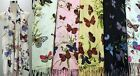 Ladies Spring Summer Long Pashmina Butterfly Print Neck Scarf Wrap Scarves Shawl