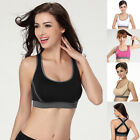 Cross Back Style Women Padded Classic Soft Sports Yoga Bra S~L ❤4COLORS ARRIVAL❤