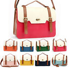 Womens Shoulder Handbag Ladies Messenger Tote Cross Body Bag Hot Fashion Purse
