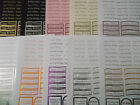A4 Die Cut Cardmaking Sheet Birthday Banners Sentiments Various Colours