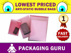 All Sizes of Anti Static self seal bubble wrap bags pouches available