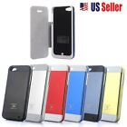 3500mah External rechargeable backup battery case cover charger iPhone 5 5S