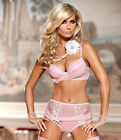 DIRECT FROM EUROPE AXAMI SET UNDERWIRE PUSH UP BRA & HIGH WAIST BRIEF MANY SIZE